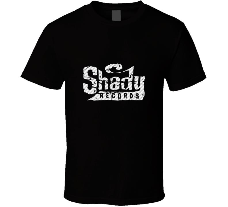 Shady Records Logo Hip Hop T Shirt