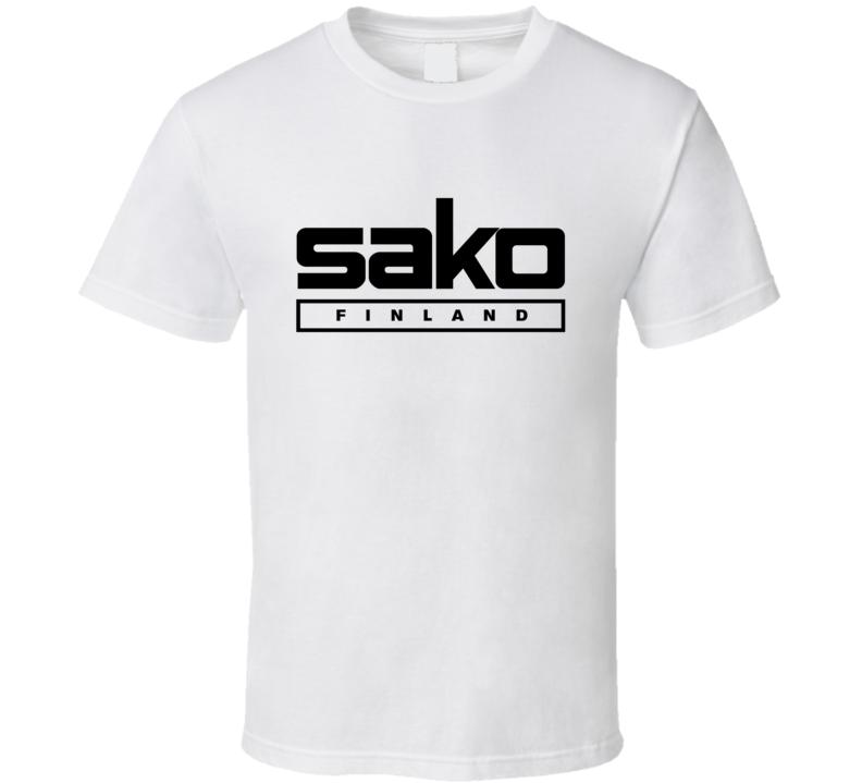 Sako Finland Logo T Shirt