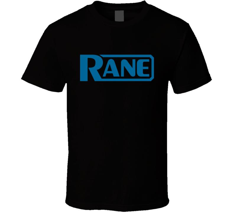 Rane Logo DJ T Shirt