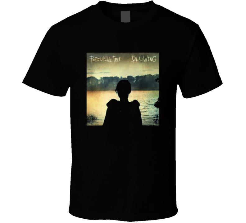 Porcupine Deadwing T Shirt