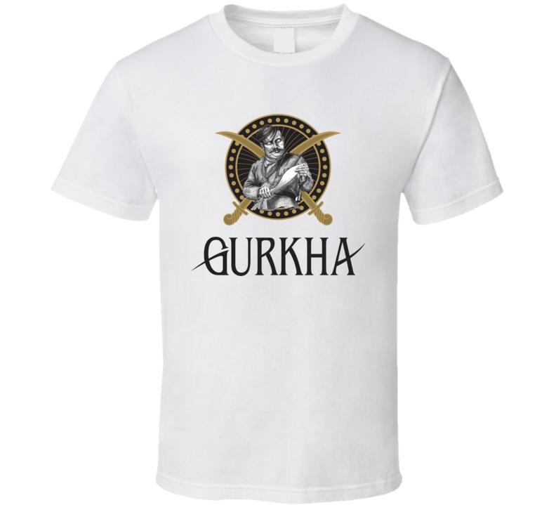 Gurkha Cigars Logo T Shirt