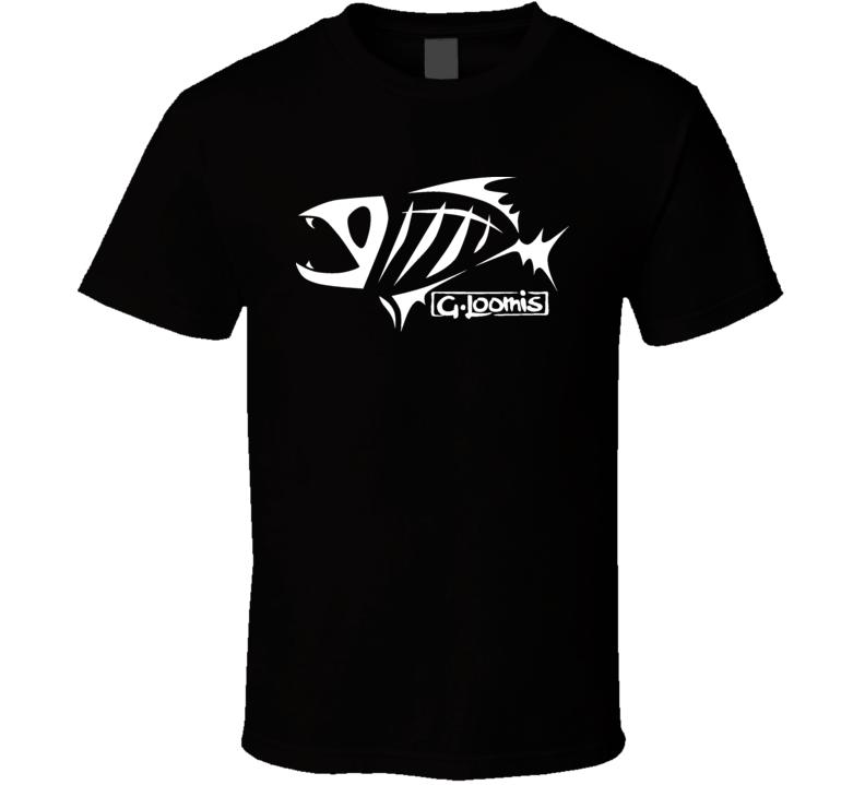 G Loomis Logo w812 T Shirt