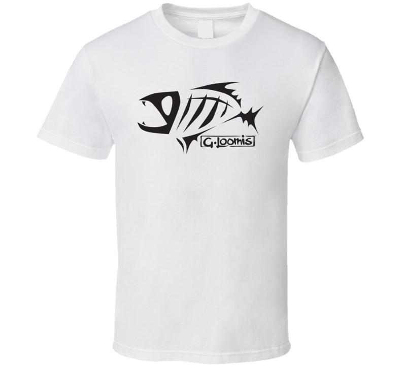 G Loomis Logo b802 T Shirt