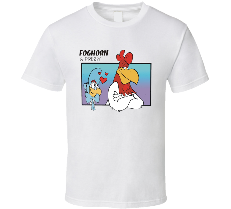 Foghorn and Prissy T Shirt