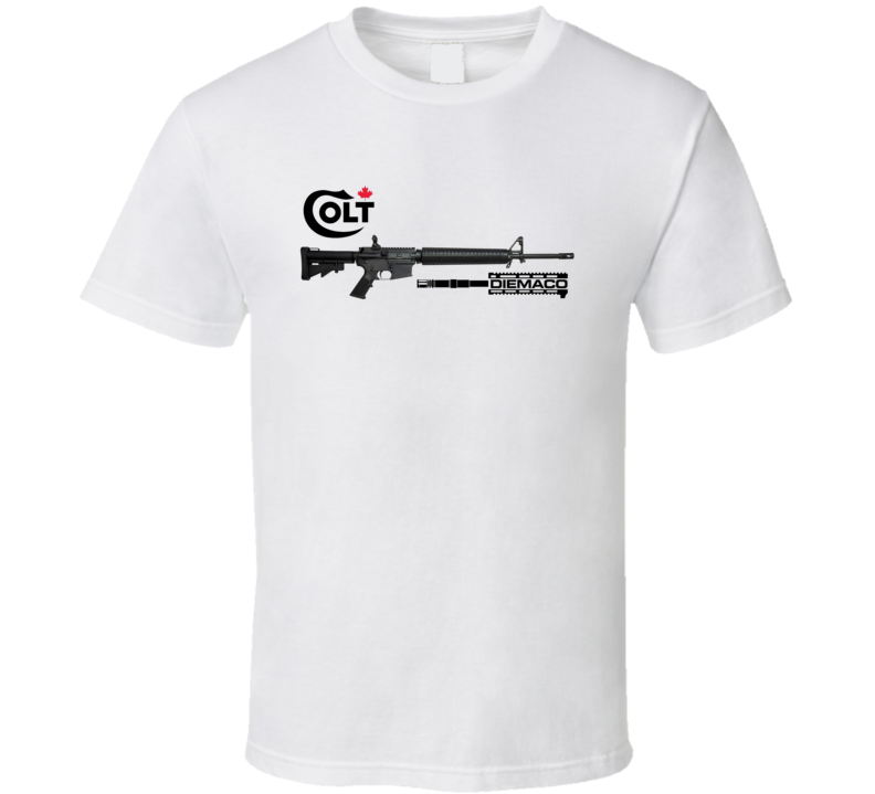 Colt Diemaco Logo T Shirt