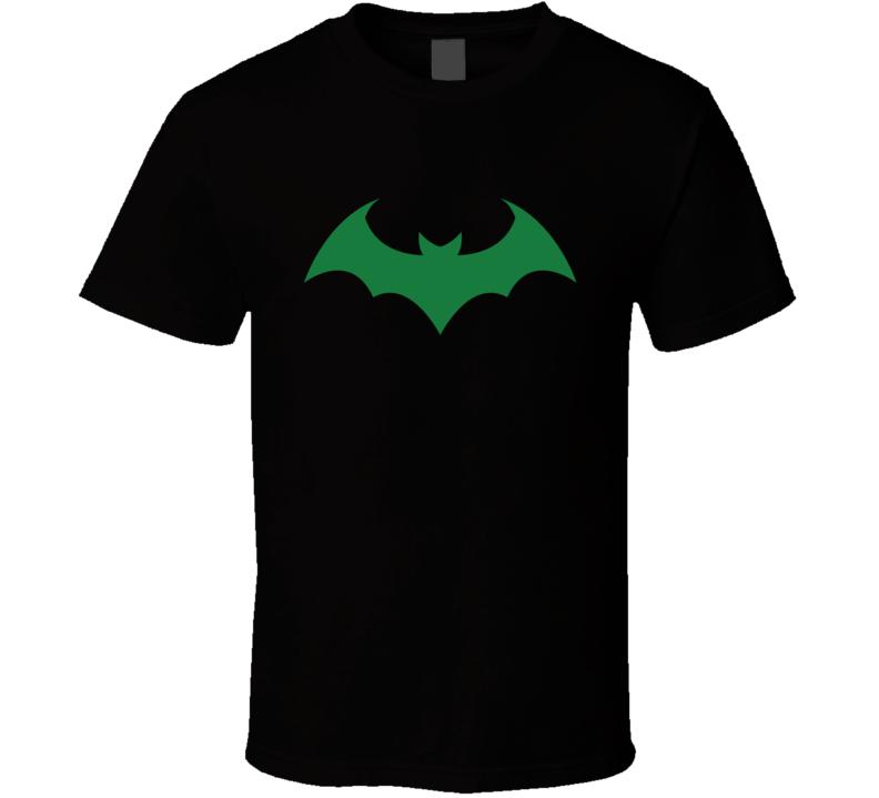 Batman Hellbat Logo T Shirt