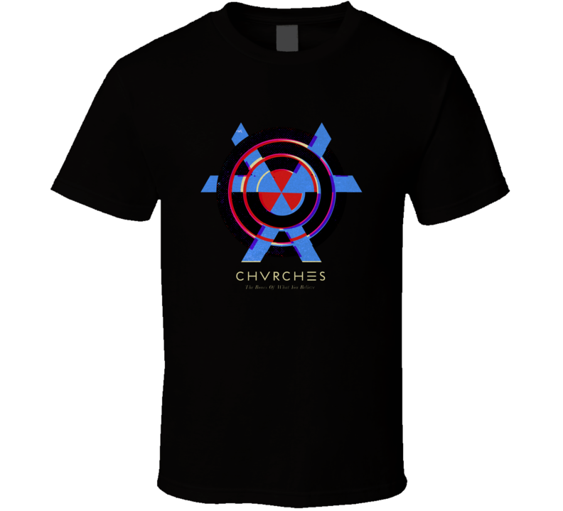 CHVRCHES The Bones of What You Believe T Shirt
