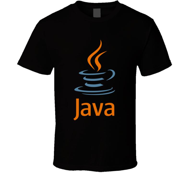 Java Logo j837s T Shirt