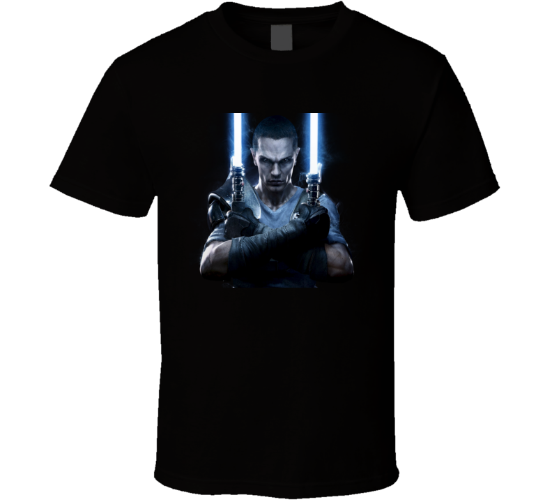 Star Wars Force Unleashed s23c T Shirt