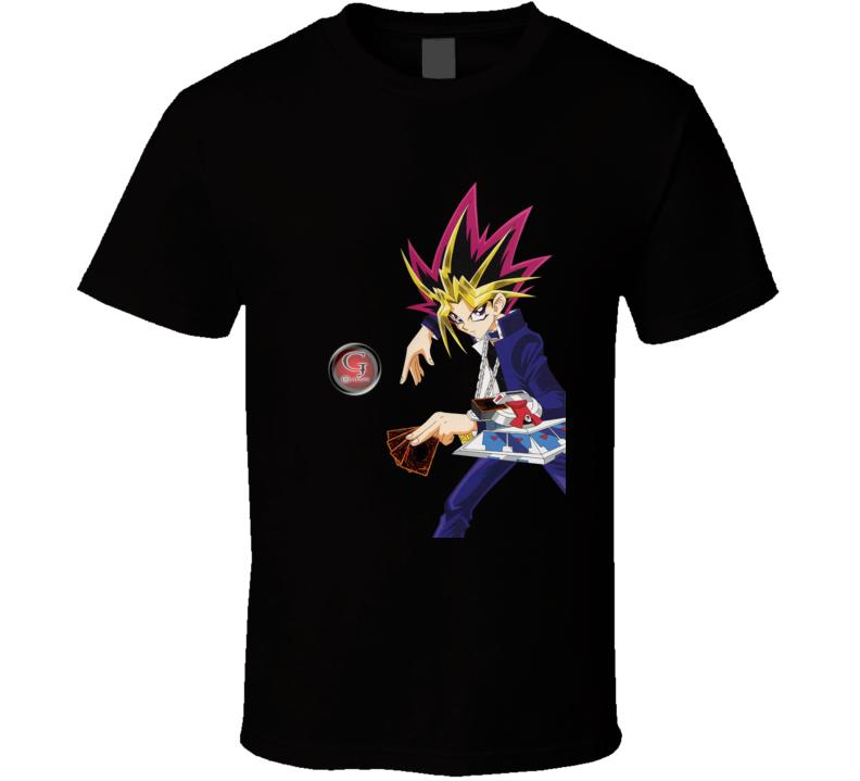 Yu Gi Oh Anime Custom T Shirt