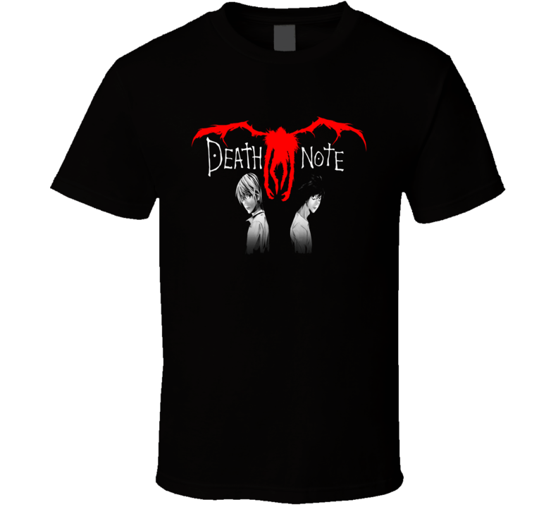 Death Note Ryuk d82s T Shirt