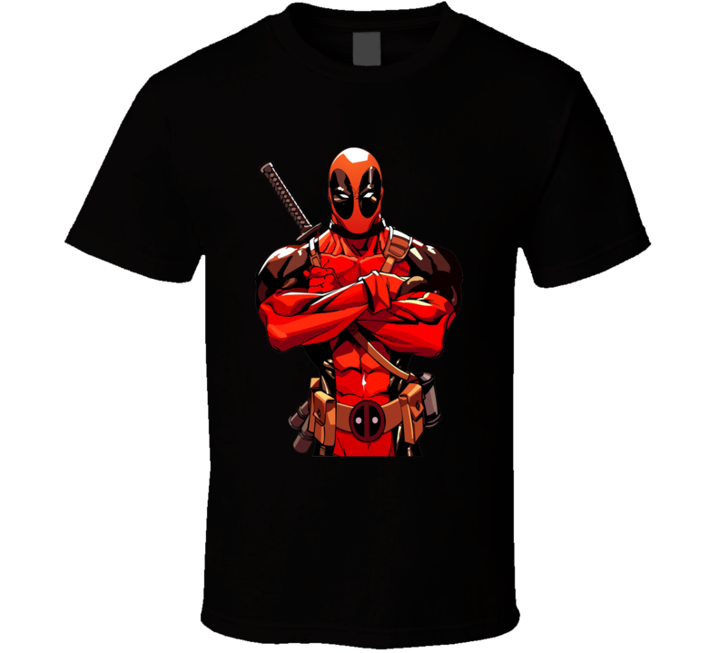 Deadpool d4281b T Shirt