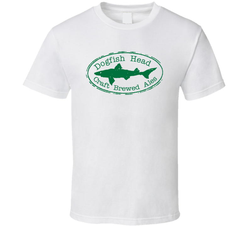 Dogfish Head Logo2 T Shirt