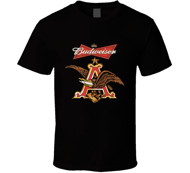 Budweiser Logo T Shirt