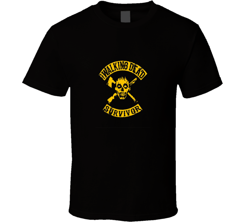 Survivor Logo T Shirt