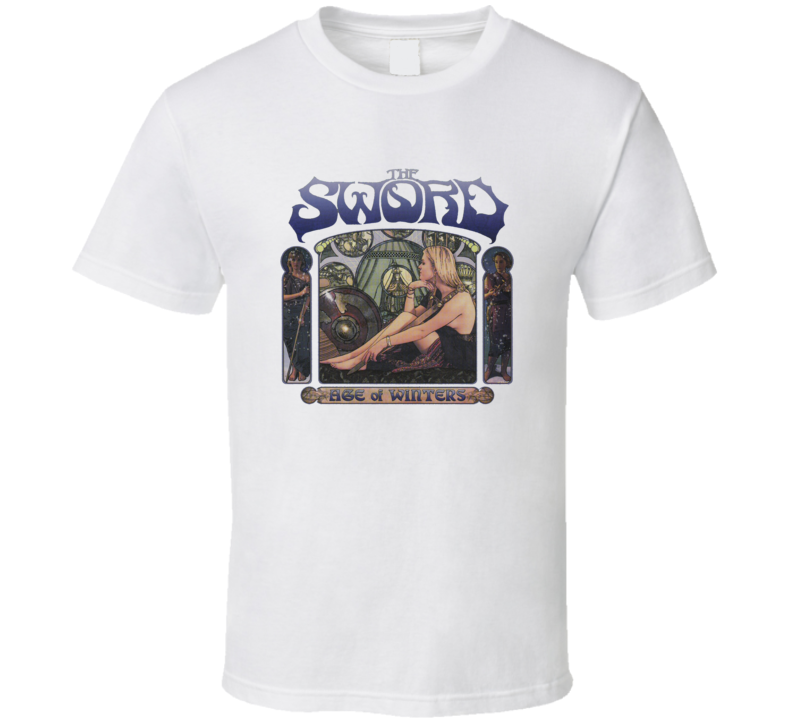 The Sword Age Of Winter v4251 T Shirt