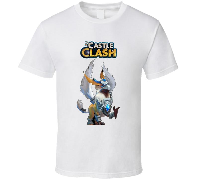 Griffin Castle Clash T Shirt