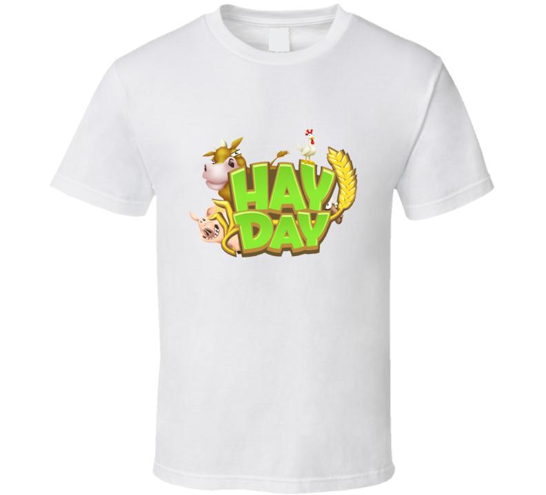 HayDay Logo T Shirt