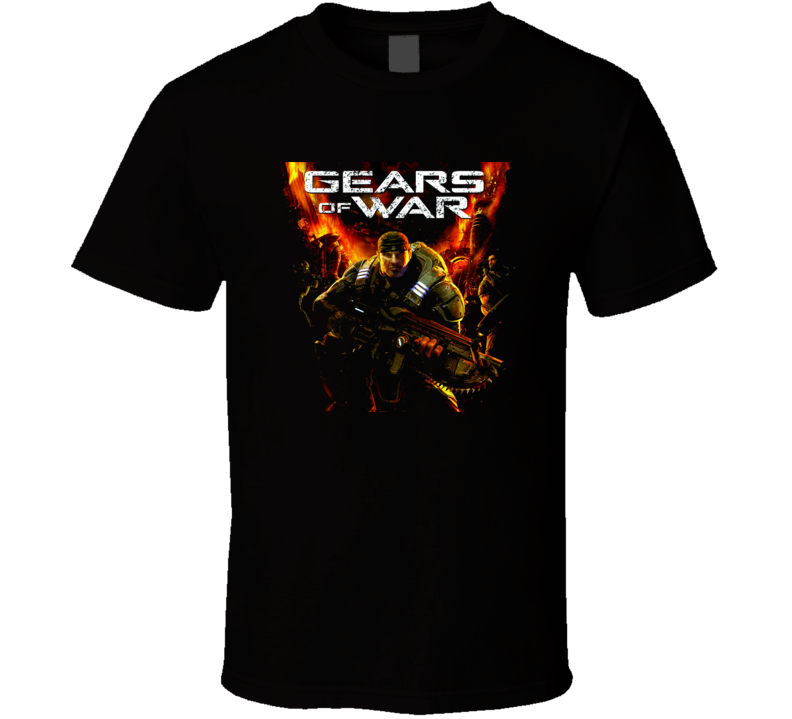 Gears of War Xbox T Shirt