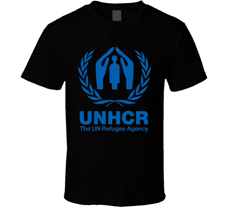 Unhcr Logo T Shirt