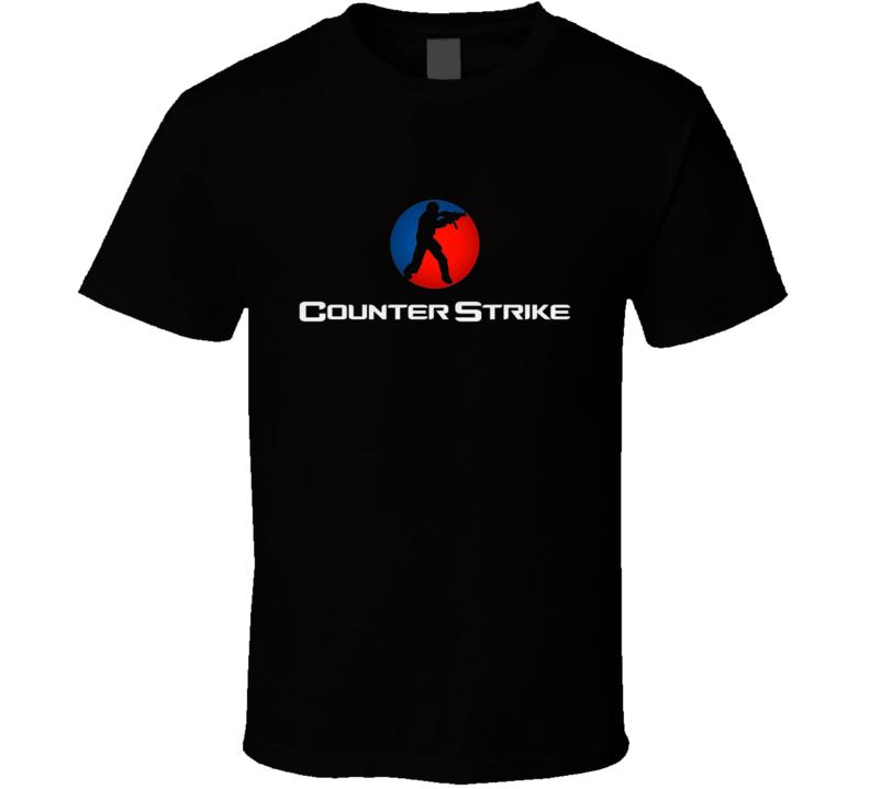 Counter Strike Logo T Shirt