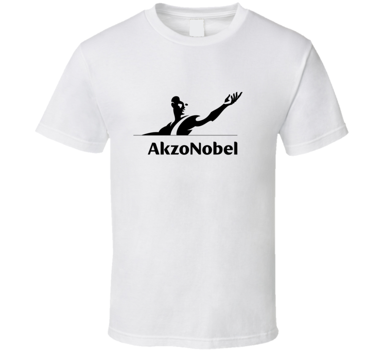 AkzoNobel Logo T Shirt