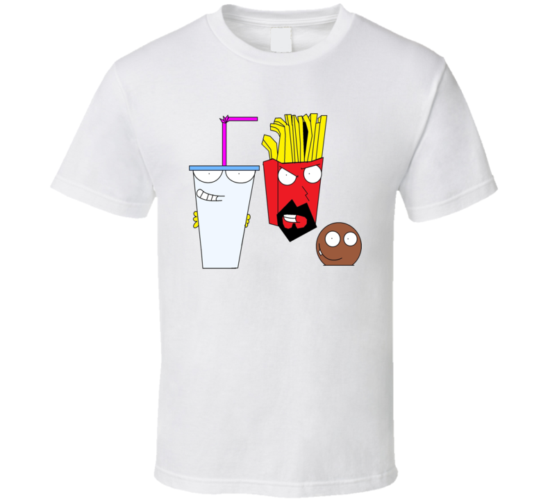 Aqua Teen Hunger Force at5521 T Shirt