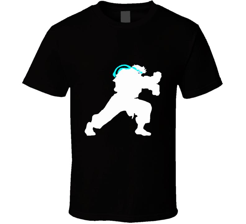 Ryu Hadoken T Shirt