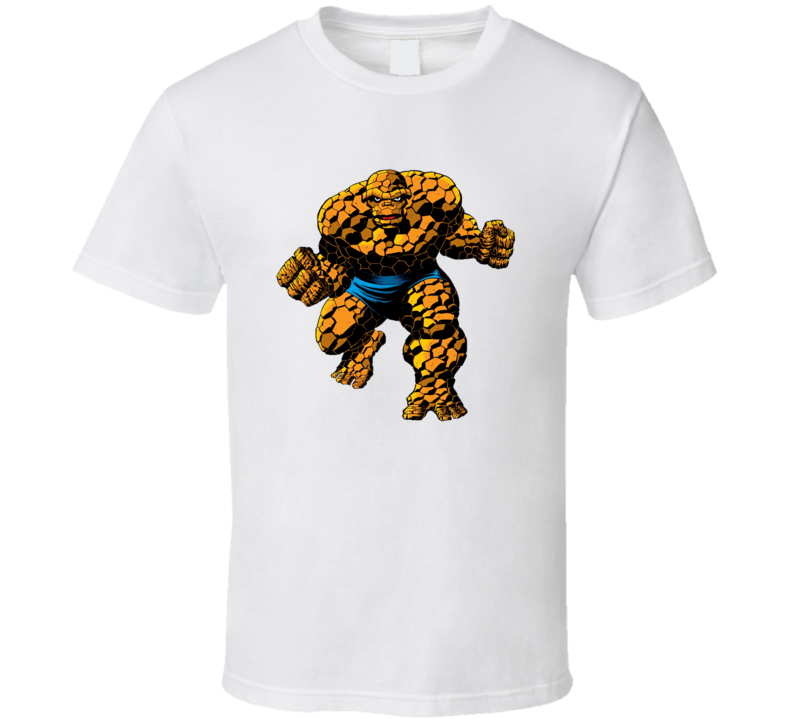 The Thing Comic T Shirt