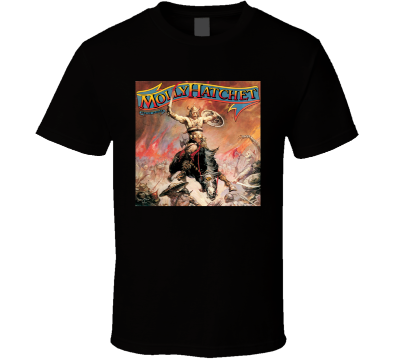 Molly Hatchet Beatin The Odds T Shirt