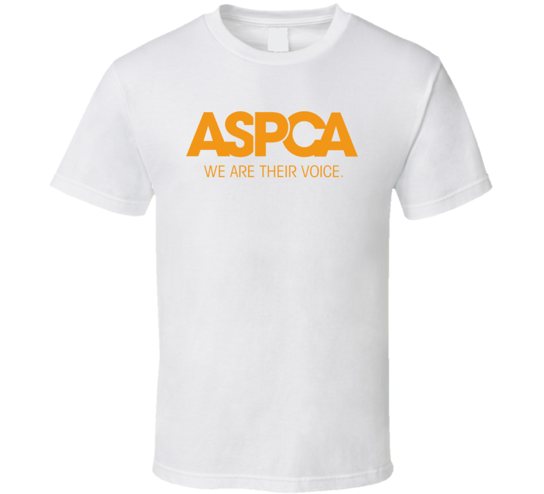 ASPCA American Society Prevention of Cruelty to Animals T Shirt