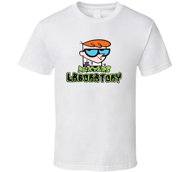 Dexters Laboratory d6083 T Shirt