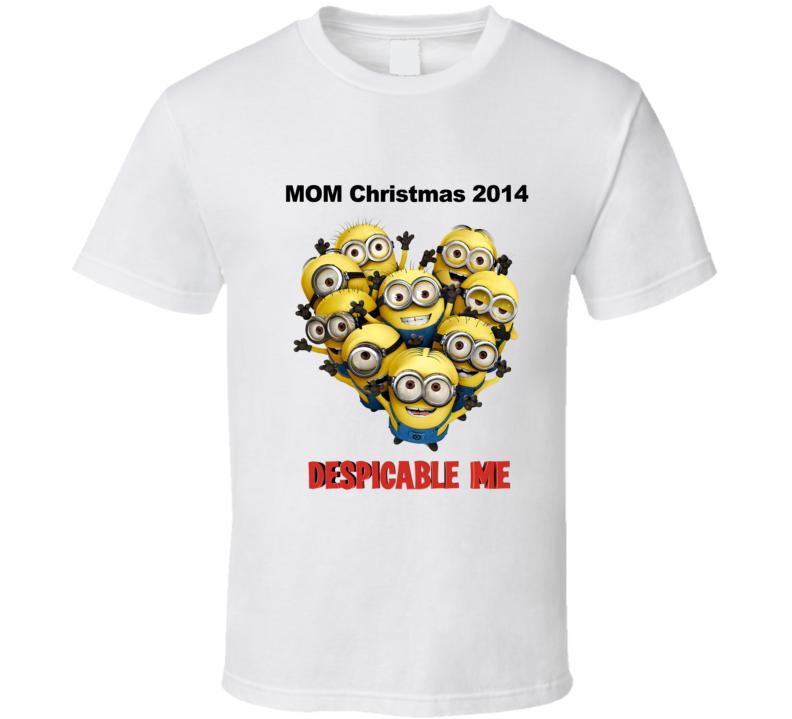 Despicable Me Christmas 2014 v2 T Shirt