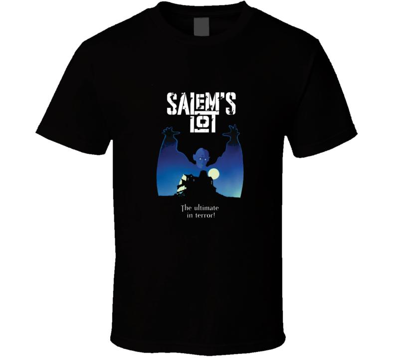 Salems Lot American Horror T Shirt
