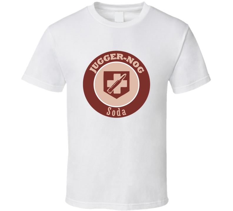 Jugger-Nog Juggernog Soda COD Black Ops T Shirt