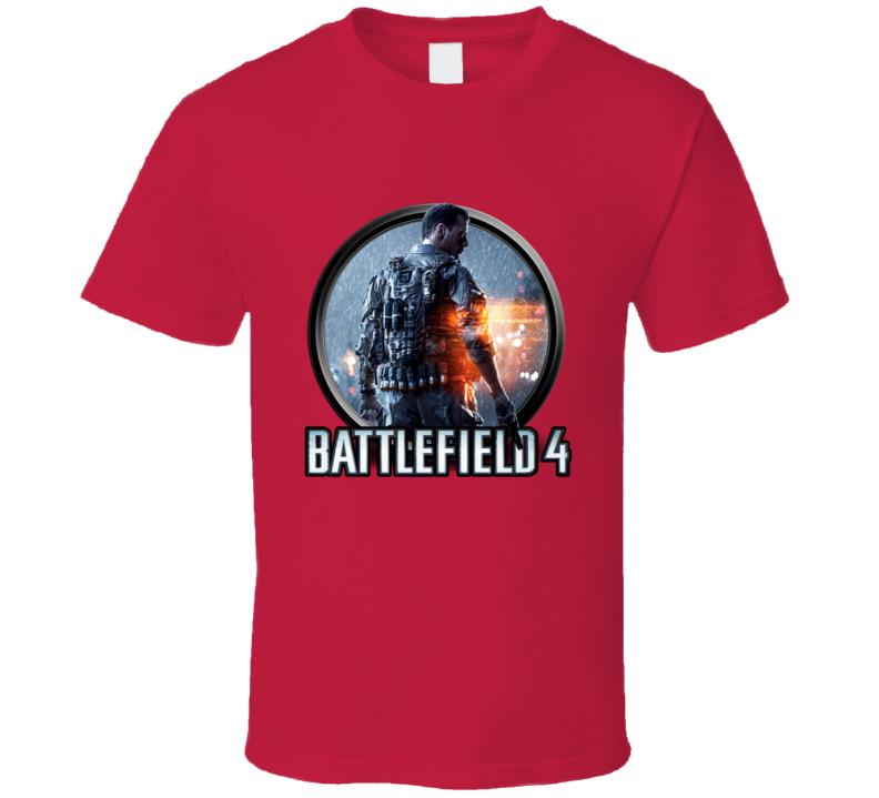 Battlefield 4 b049182 T Shirt