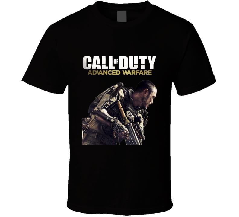 COD Call of Duty Advanced Warfare Soldier T Shirt