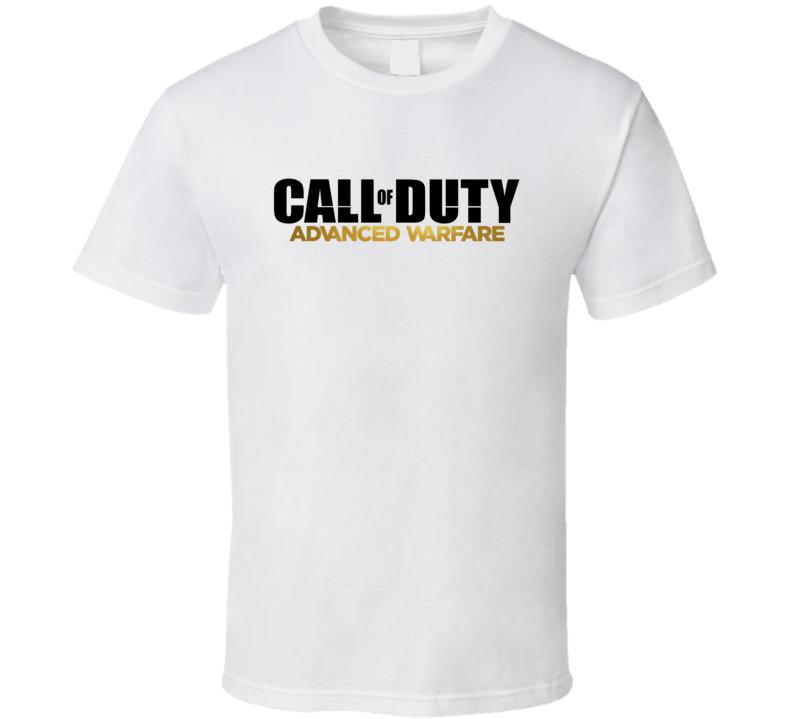 Call Of Duty Advanced Warfare Logo T Shirt