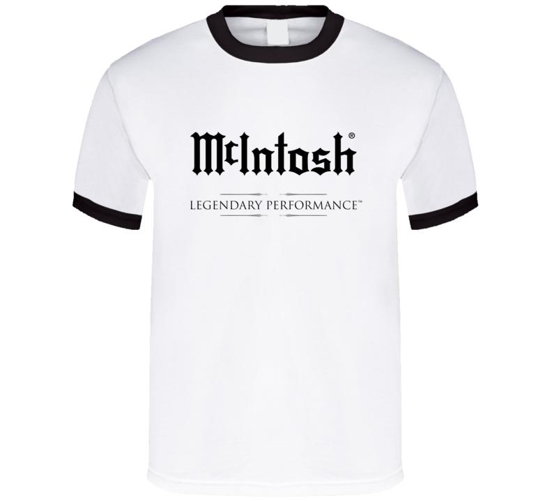 Mcintosh Labs Logo m572 T Shirt