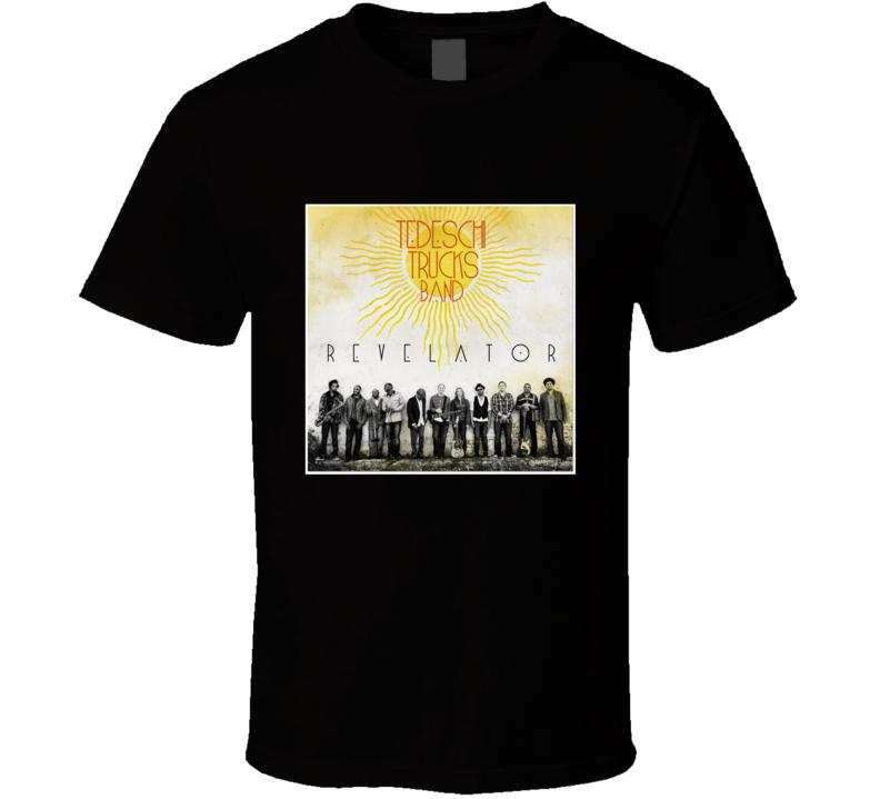 Revelator Tedeschi Trucks Band T Shirt
