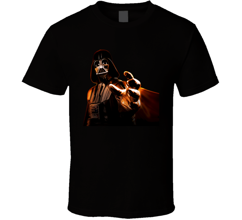 Darth Vader Custom T Shirt