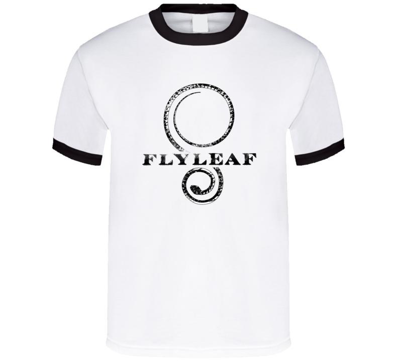 Flyleaf Logo f98d T Shirt