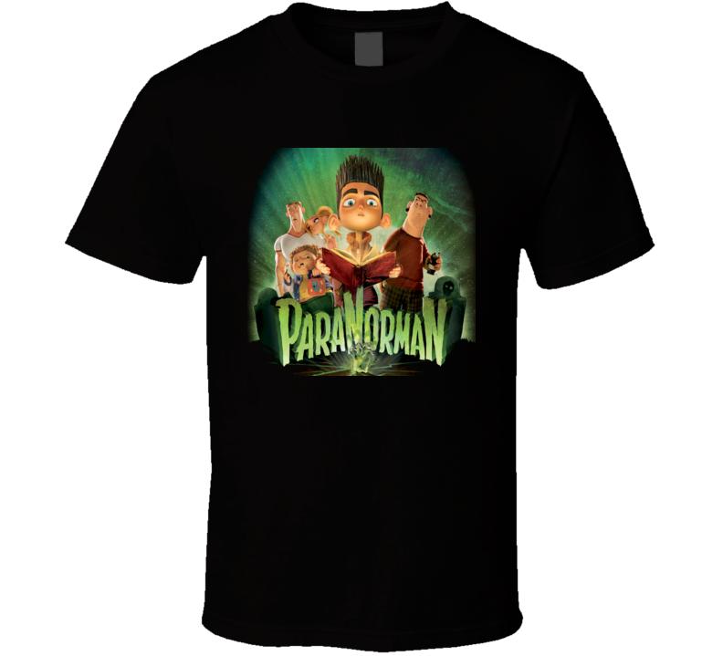 Paranorman T Shirt