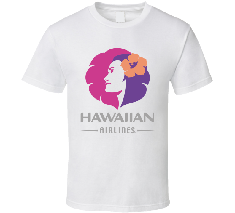 Hawaiian Airlines T Shirt
