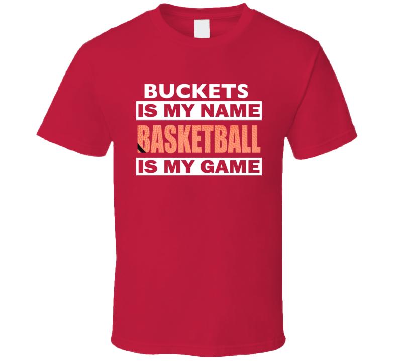 Buckets T Shirt