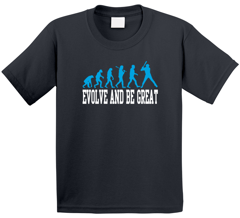 Evolve And Be Great T Shirt