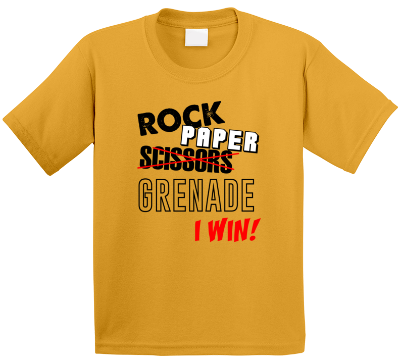 I Win T Shirt