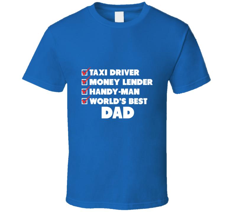Best Dad T Shirt