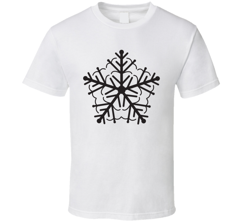 Snowflakes Pack 08 T Shirt
