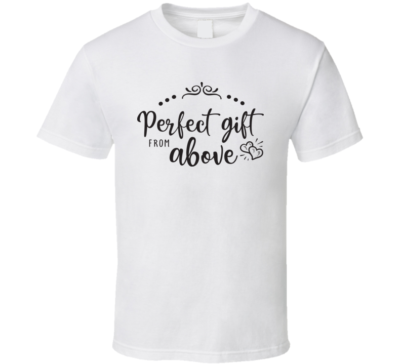 Perfect Gift From Above T Shirt